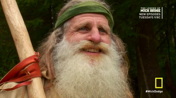 The Truth About The Legend Of Mick Dodge Hoh Rainforest